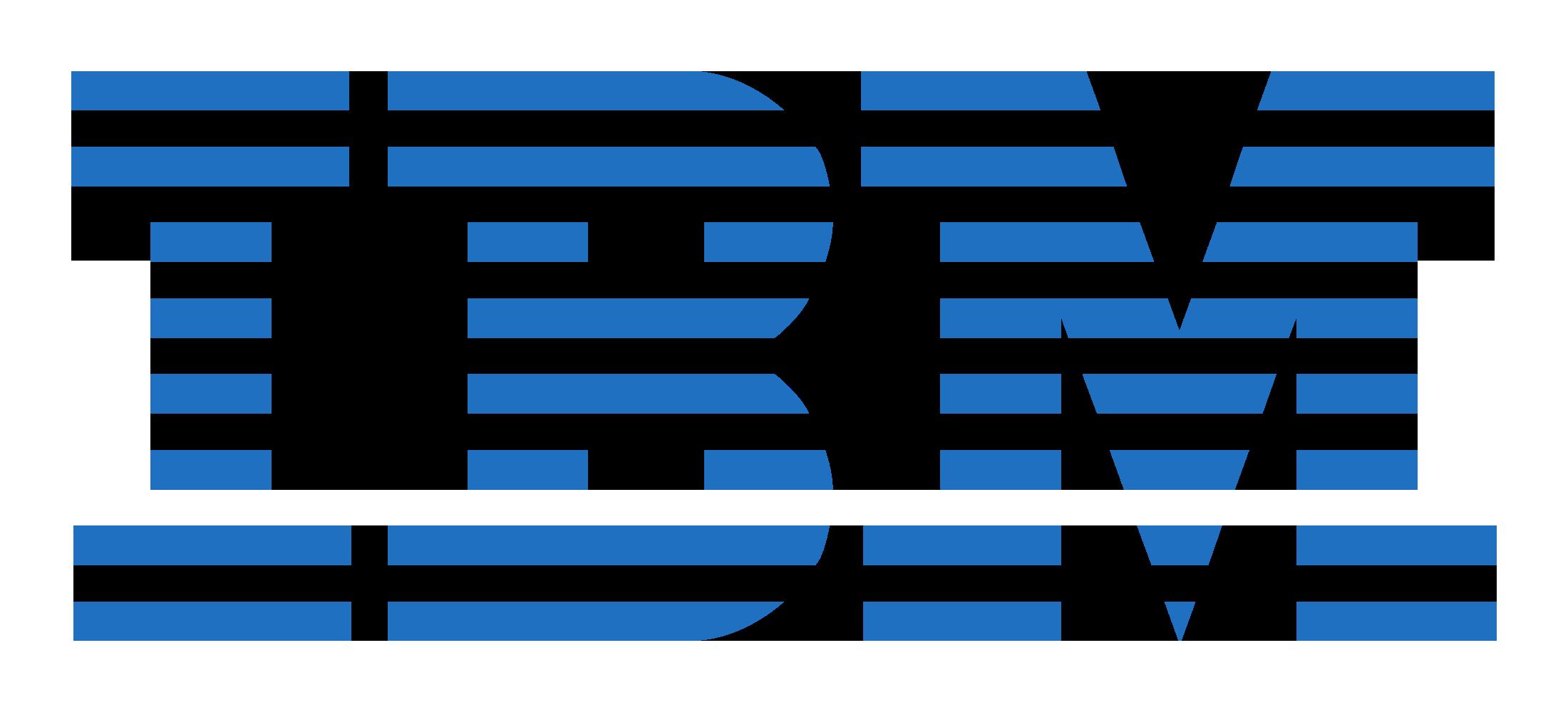 IBM Logo | popular corporate brand logos
