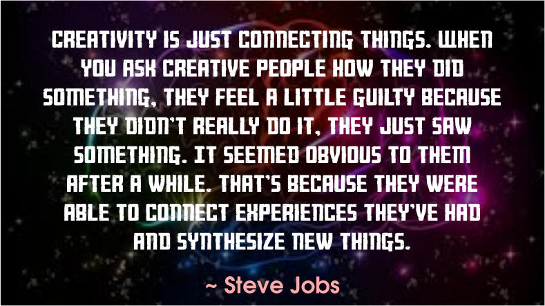 Steve Jobs | Steve Jobs quote about creativity