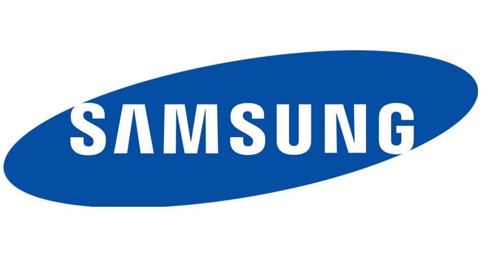 Samsung logo | Famous tech company logo with names