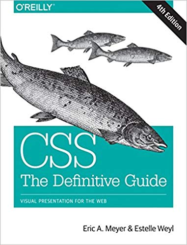Best CSS books: CSS: The Definitive Guide