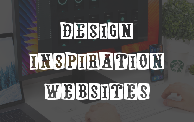 Design inspiration websites
