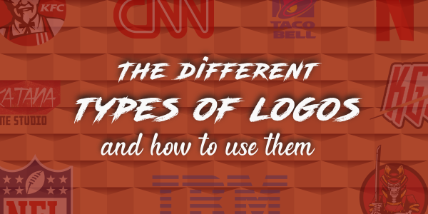 The 8 different types of logos and how to use them