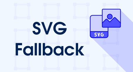 SVG fallback image for broken images