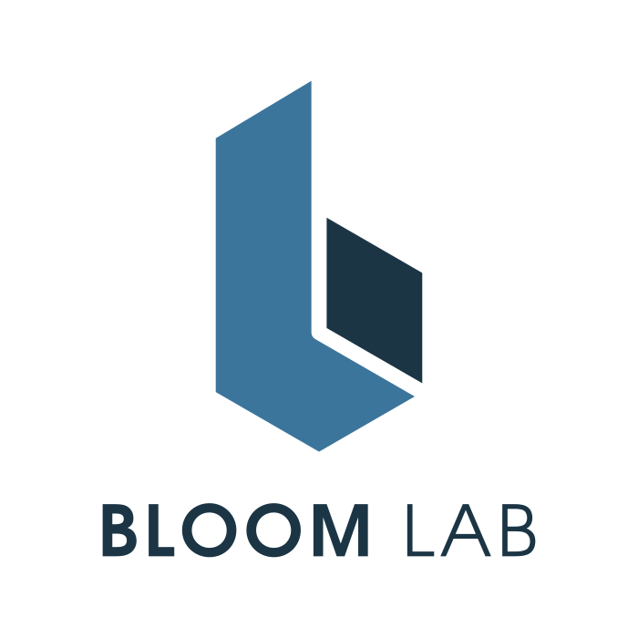 blockchain logo design