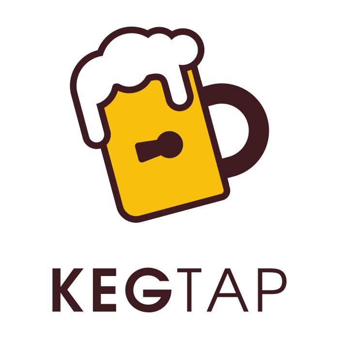 security beer app logo design